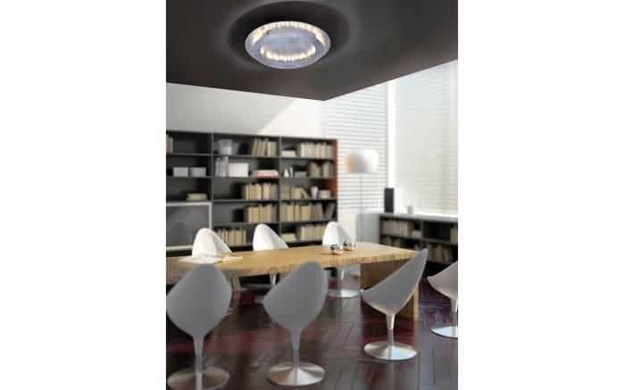 LED-Deckenleuchte Nevis in silberfarbig, 50 cm-04