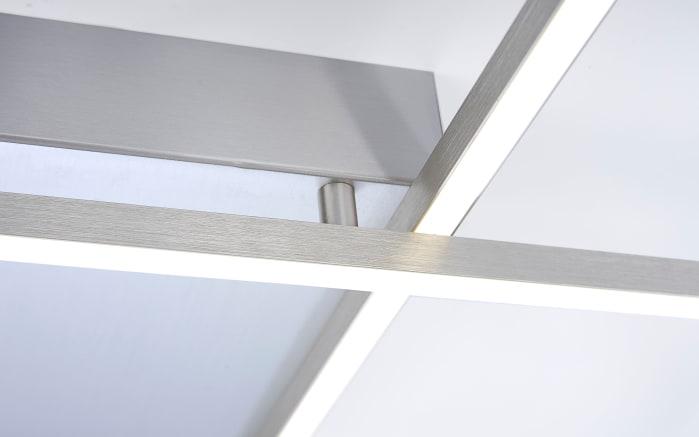 LED-Deckenleuchte Q-Inigo in stahlfarbig, 68 x 68 cm-03