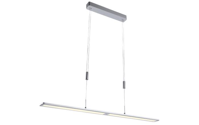LED-Pendelleuchte Nika aus Aluminium