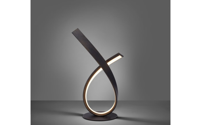LED-Tischleuchte Linda in rostfarbig, 40 cm-03