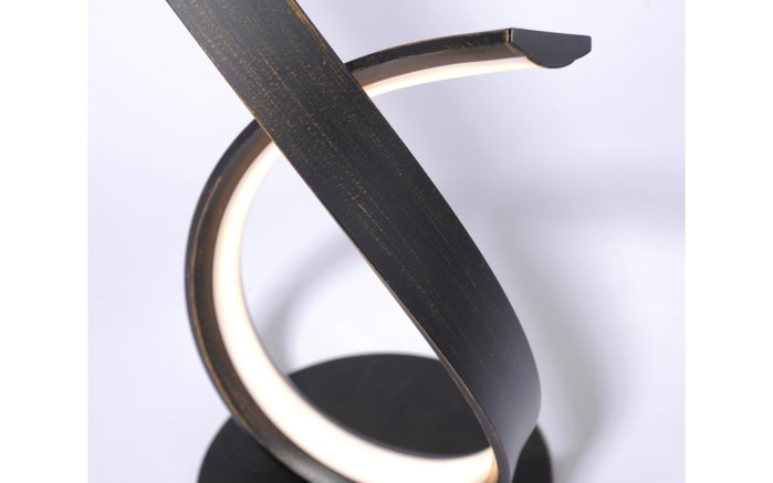 LED-Tischleuchte Linda in rostfarbig, 40 cm-02
