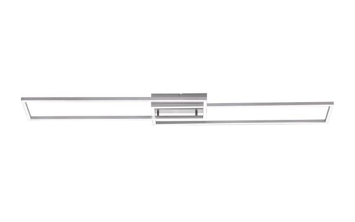 LED-Deckenleuchte Medion Smart Home stahlfarbig, 110 cm