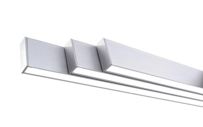 LED-Pendelleuchte Adriana aus Aluminium