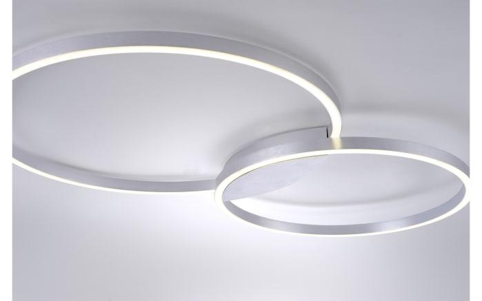 LED-Deckenleuchte Q-Kate in aluminiumfarbig, 96 cm-05
