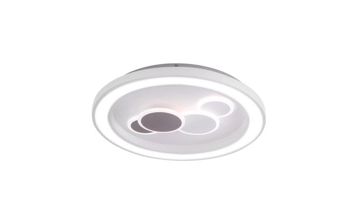 LED-Deckenleuchte Eliza in weiß, 60 cm
