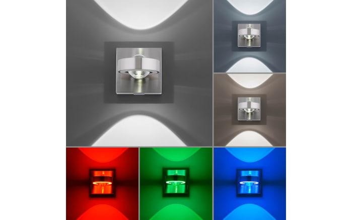 LED-Wandleuchte RGB CCT Q-Mia in stahlfarbig-02