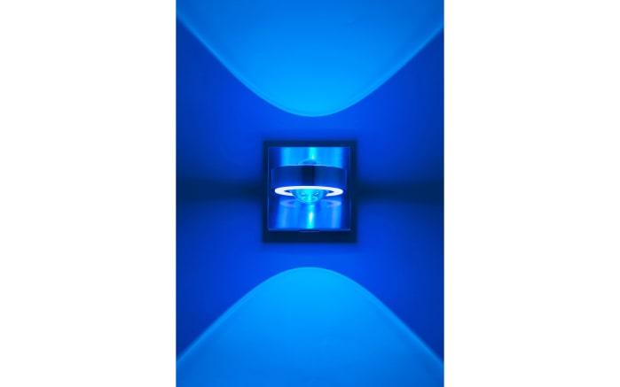 LED-Wandleuchte RGB CCT Q-Mia in stahlfarbig-07