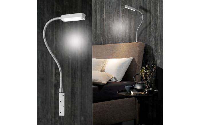 LED-Bettleuchte Raik in nickel matt, 45 cm-02