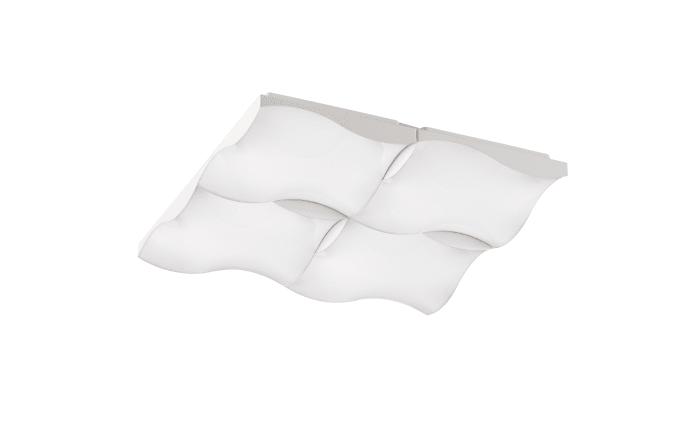 LED-Deckenleuchte Dirk in weiß, 54 x 54 cm