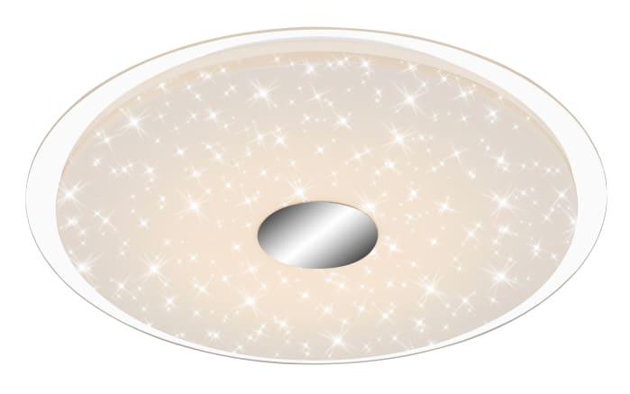 LED-Deckenleuchte in weiß, 46 cm
