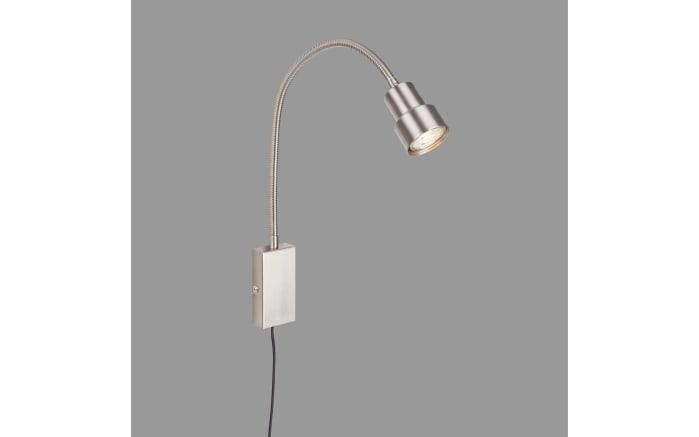 LED-Wandleuchte Tusi in nickel matt-03