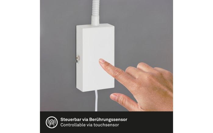 LED-Wandleuchte Tusi in weiß-05
