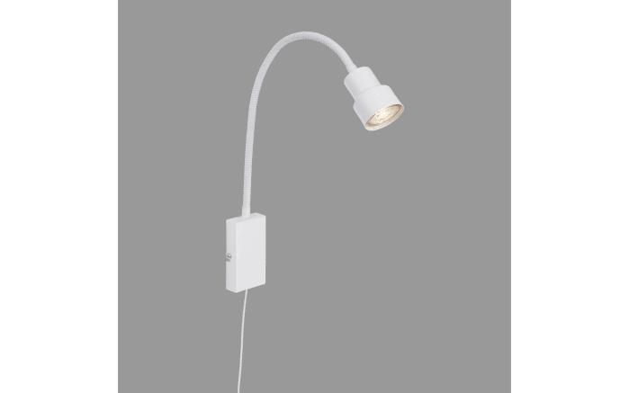 LED-Wandleuchte Tusi in weiß-03