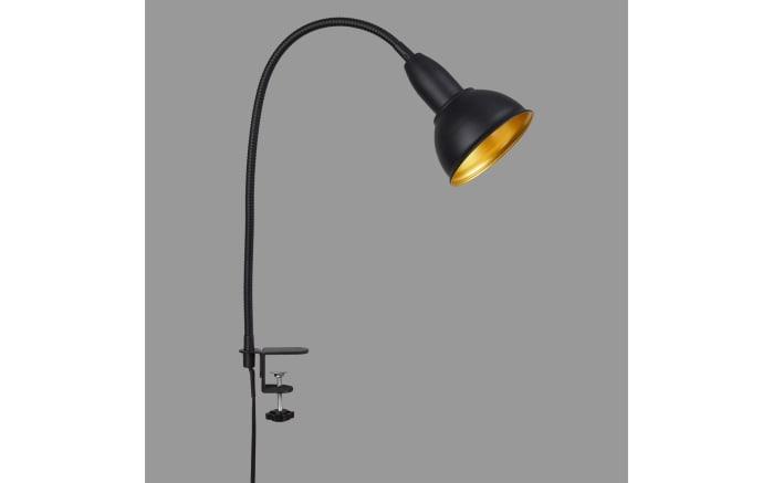 Tischleuchte Hygge in schwarz/gold-03