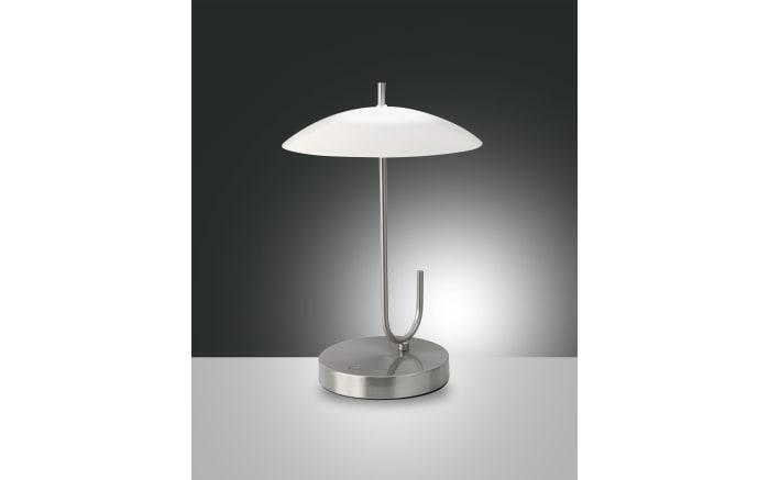 LED-Tischleuchte Ombrello in nickel matt