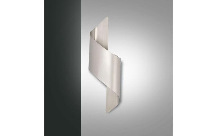 LED-Wandleuchte Fanes in silbergrau-02