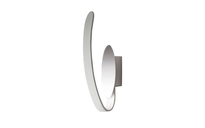 LED-Wandleuchte Levanto in weiß