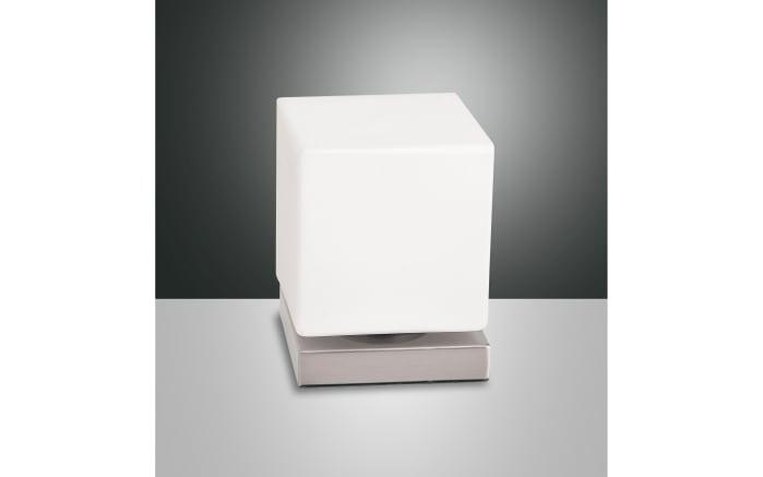 LED-Tischleuchte Brenta in nickel matt
