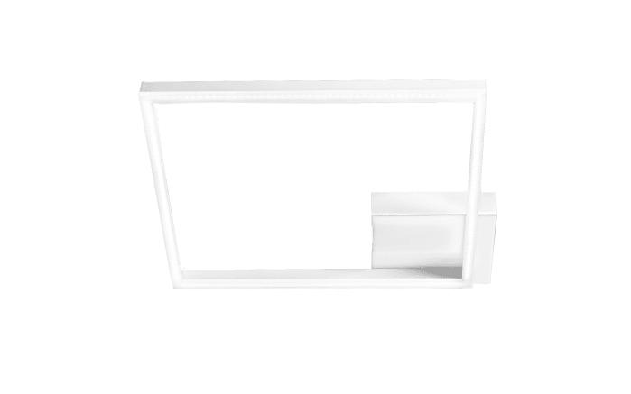 LED-Deckenleuchte Bard in weiß, 42 x 42 cm