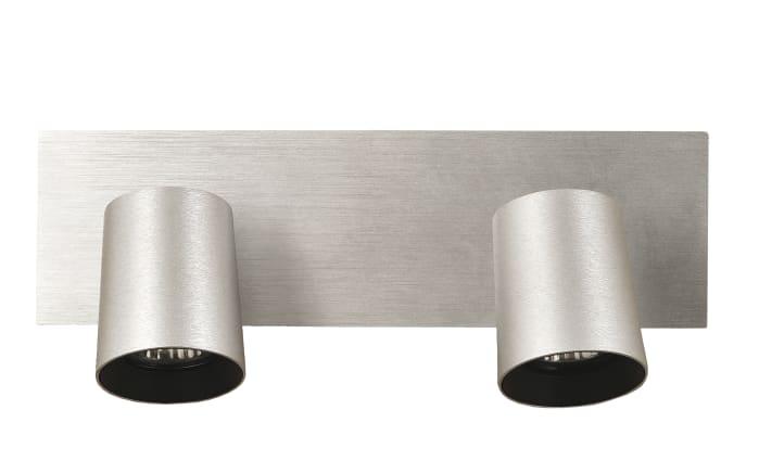Deckenleuchte Modo in aluminium gebürstet