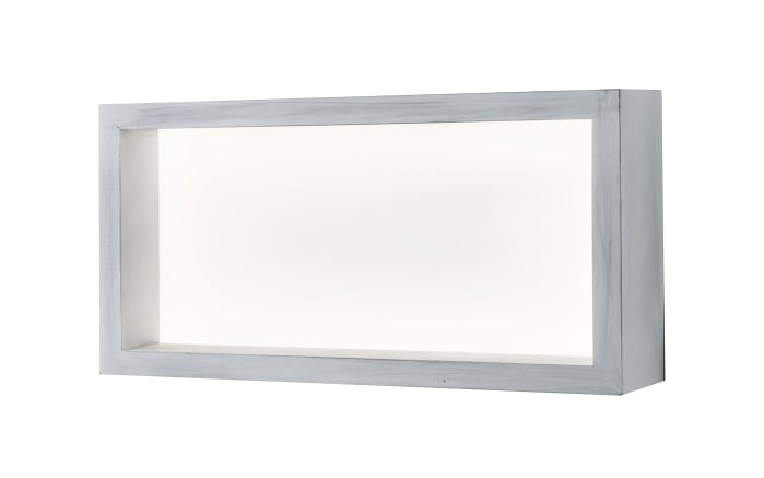 LED-Wandleuchte Window in weiß