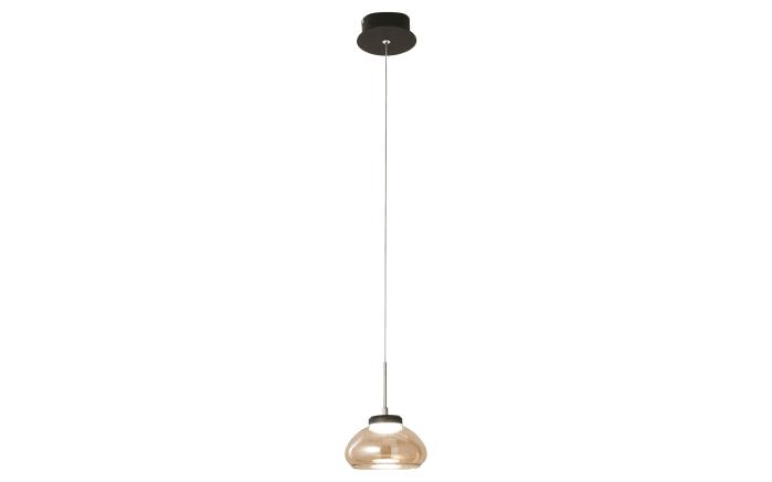 LED-Pendelleuchte Arabella in amber, 1-flammig