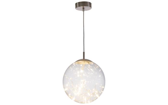 LED-Pendelleuchte Lights in klar, 30 cm-01