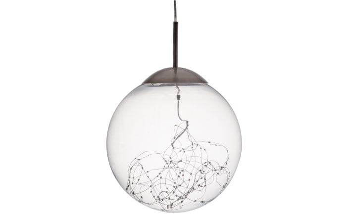 LED-Pendelleuchte Lights in klar, 30 cm-05
