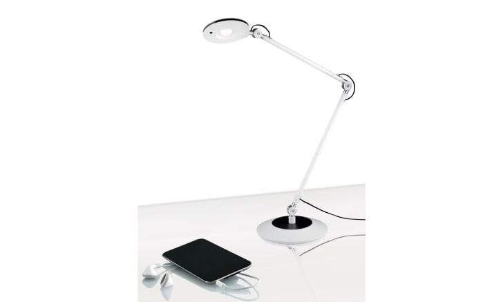 LED-Tischleuchte Roderic in weiß