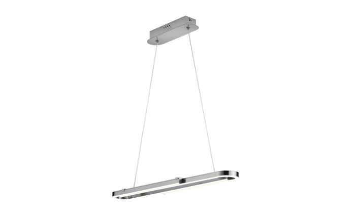 LED-Pendelleuchte Romulus in nickel matt, 70 cm-01