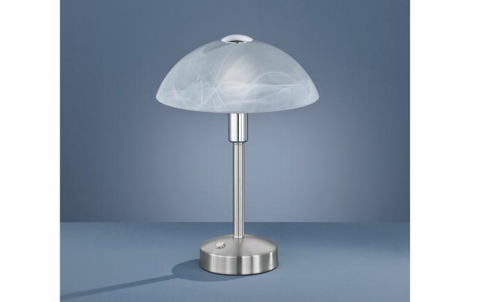 LED-Tischleuchte Donna in nickel matt