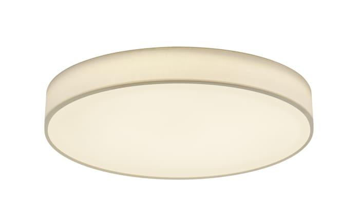 LED-Deckenleuchte Lugano in weiß, 75 cm
