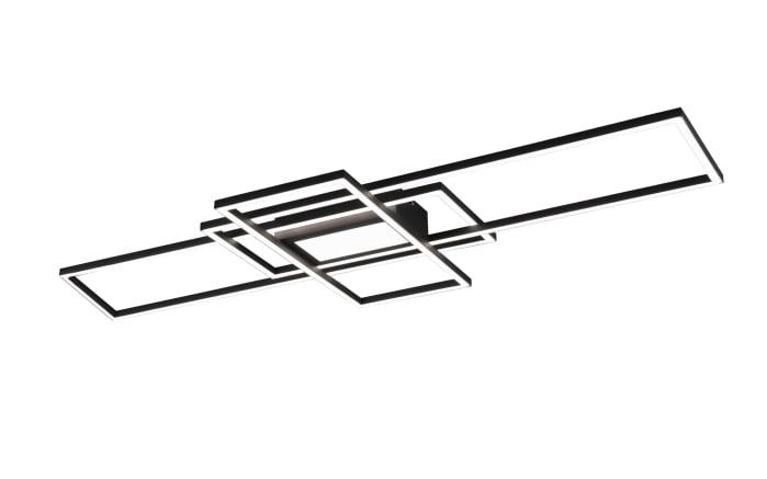 LED-Deckenleuchte Irvine in anthrazit