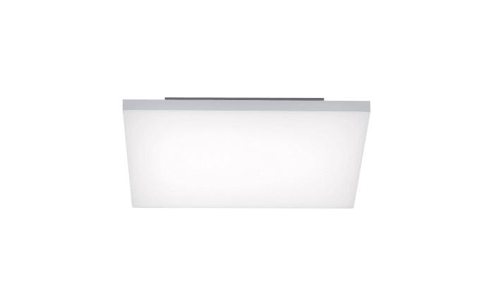 LED-Deckenleuchte Canvas CCT in weiß, 100 x 25 cm