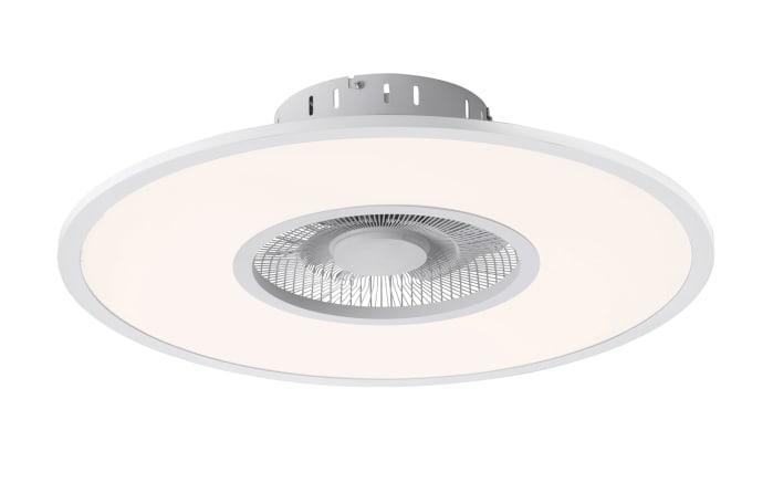 LED-Deckenleuchte/Ventilator Flat-Air CCT in weiß, 59,5 cm-03