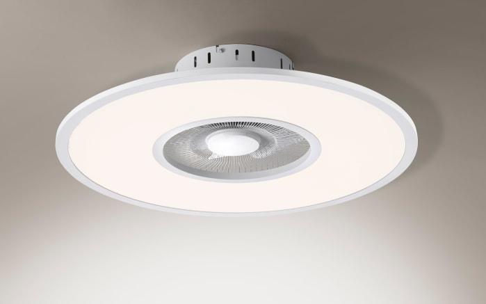 LED-Deckenleuchte/Ventilator Flat-Air CCT in weiß, 59,5 cm-06