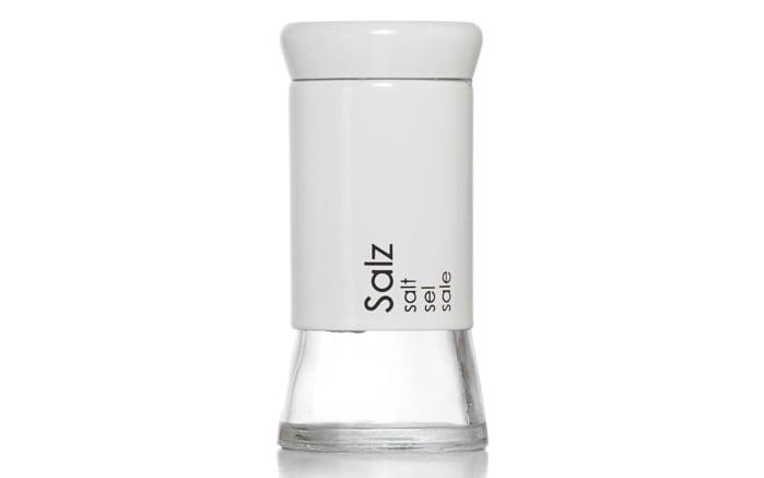 Salzstreuer Cantina in weiß