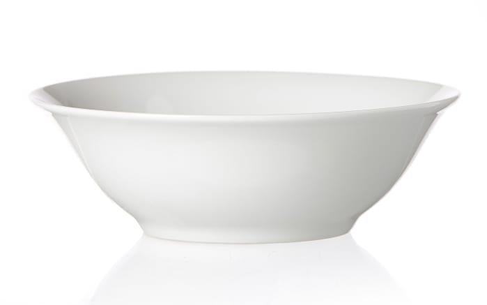 Salatschüssel Bianco in weiß, 18 cm