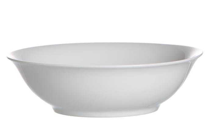 Salatschüssel Bianco in weiß, 20 cm