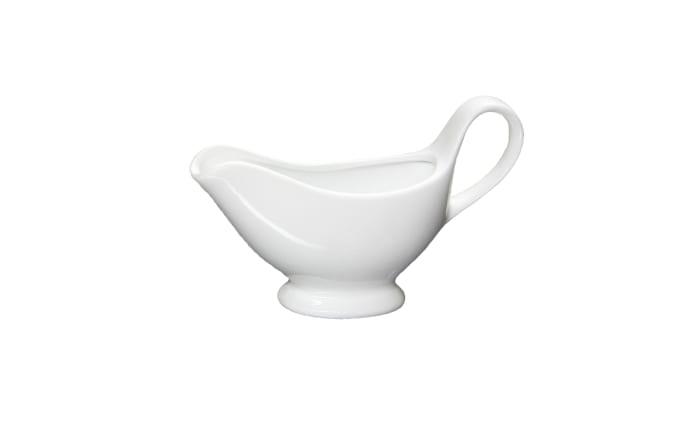 Sauciere Bianco in weiß, 0,45 l
