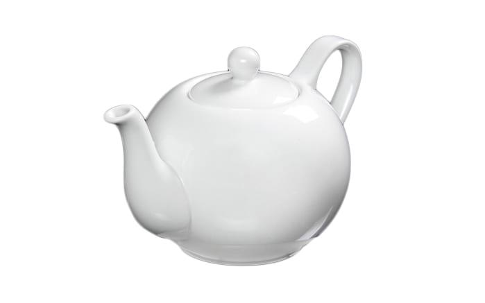 Teekanne Bianco in weiß, 1 l