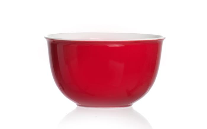 Müslischale Doppio in rot, 520 ml