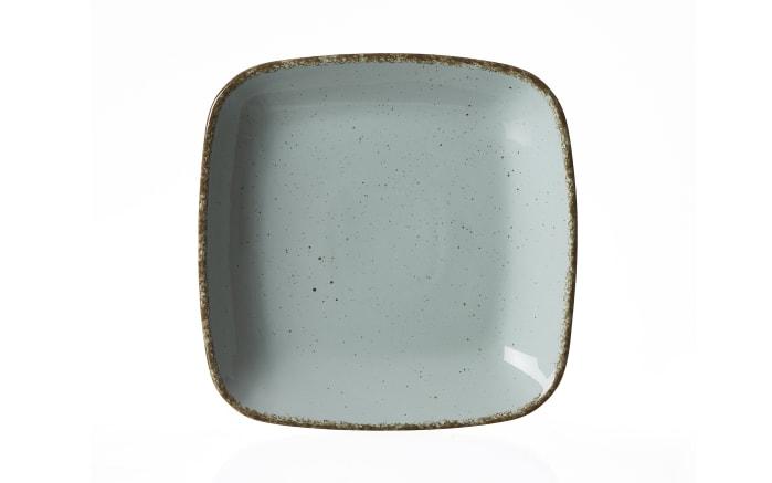Suppenteller Casa in blau, 22,5 cm
