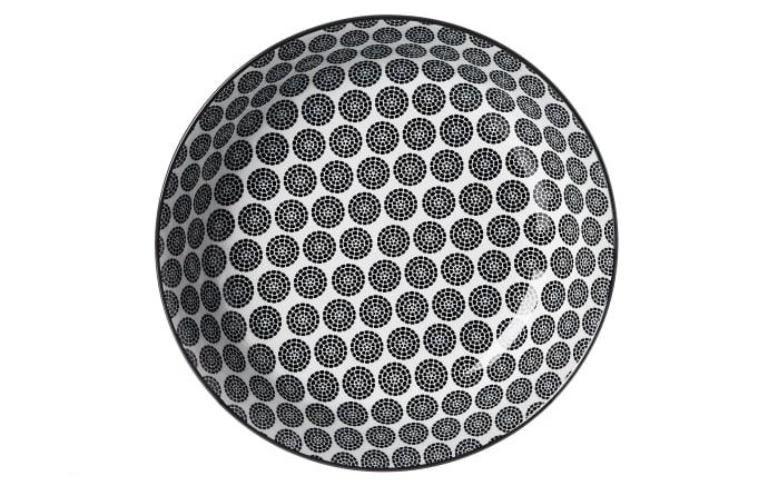 Tiefer Teller Takeo Circles, 20,5 cm