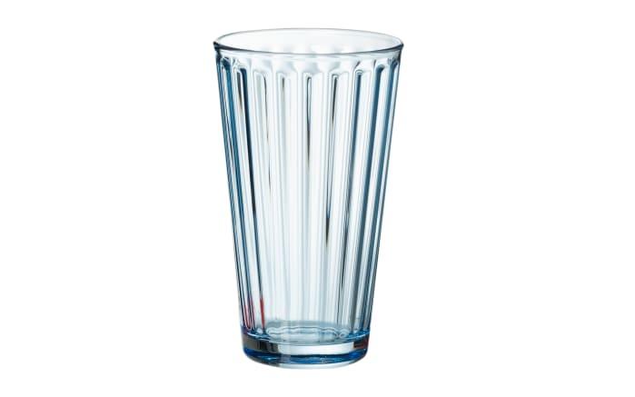Longdrinkglas Lawe in hellblau