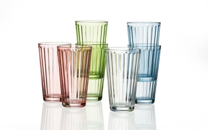 Longdrinkglas Lawe in hellgrün, 400 ml