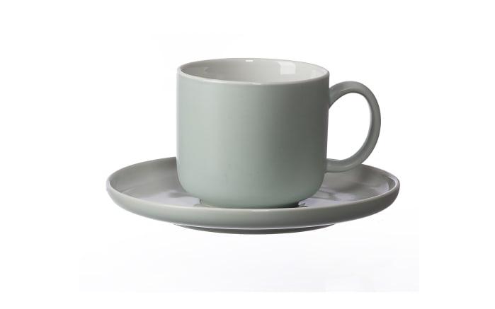 Ritzenhoff & Breker Untere Kaffeetasse Jasper in mint, 15 cm