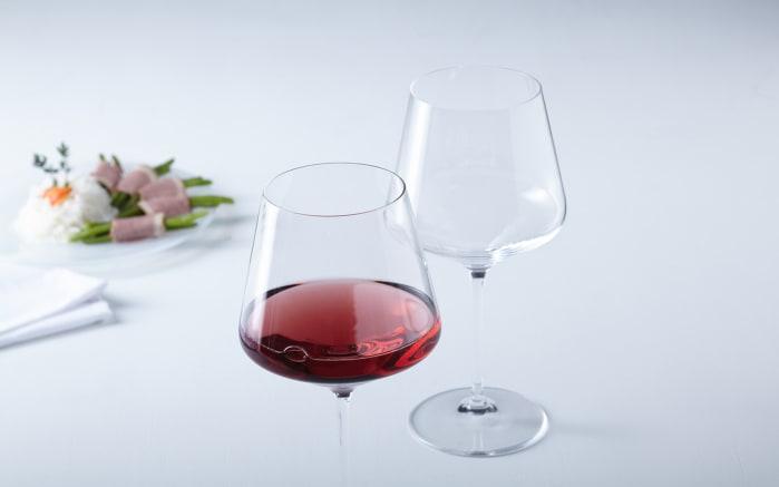 Burgunderglas 730 ml Puccini, 6-teilig