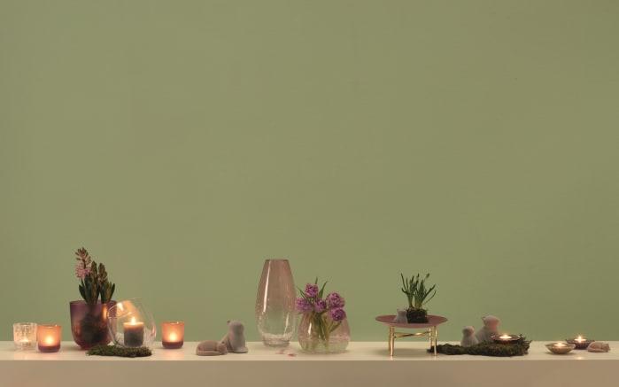 Tischlicht Tulipano in pink/orange, 9 cm