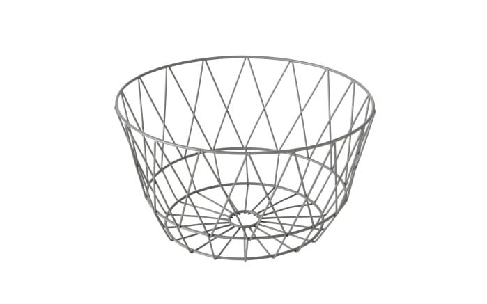 Schale Breda in grau, 11 cm